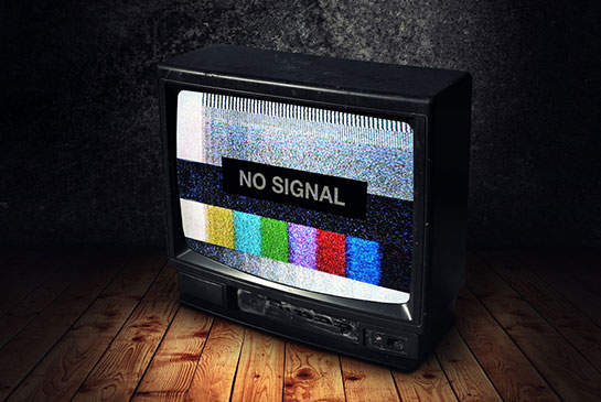 545x360 pas de signal